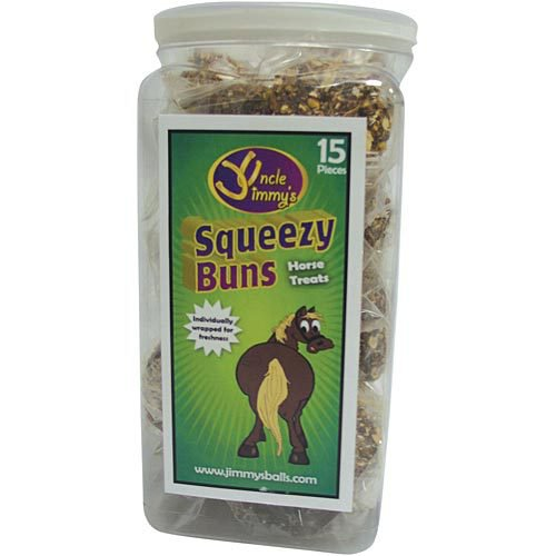 Uncle Jimmy´s Squeezy Buns