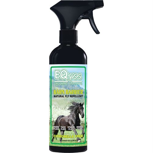 Eqyss Barn Barrier Natural Fly Repellent – 32 ounces