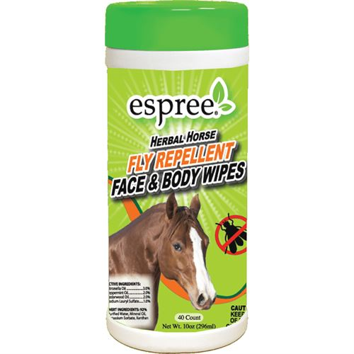 Espree® Fly Repellent Face & Body Wipes