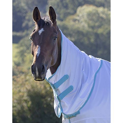 Shires Tempest Fly Sheet Neck