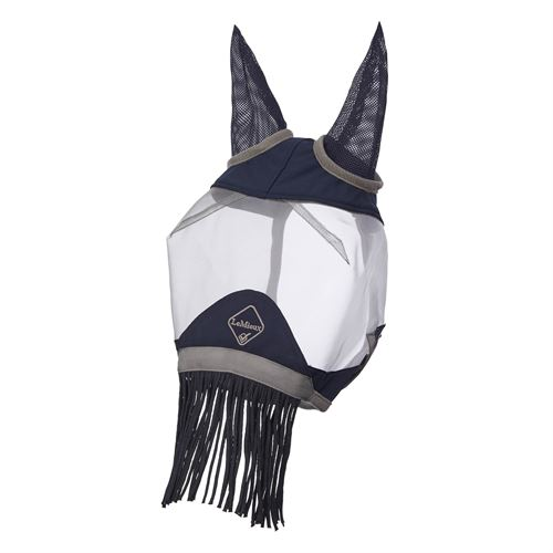 LeMieux® Armour Shield Protector Defender Fly Mask with Fringe Nose & Ears