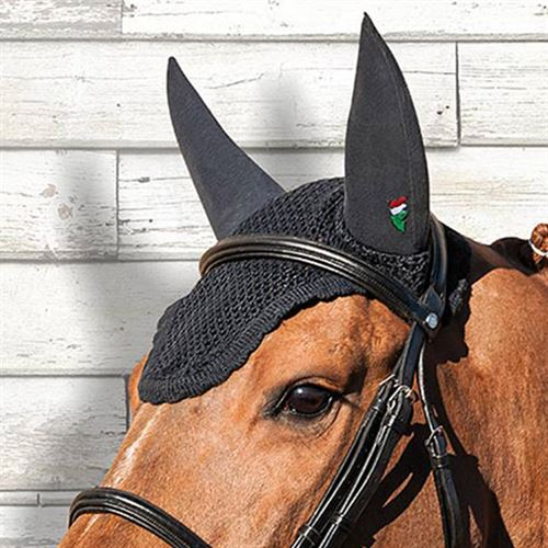 Equiline Soundless Ear Net