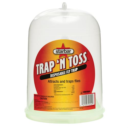 Starbar® Trap-N-Toss™ Fly Trap