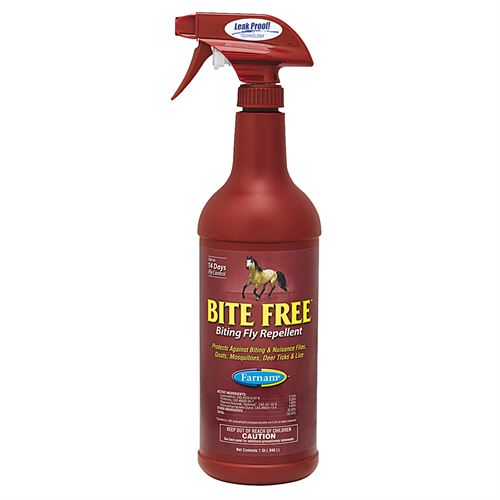 Farnam® Bite Free Biting Fly Repellent - Quart