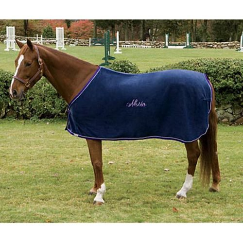 blue ribbon custom polarfleece dress cooler