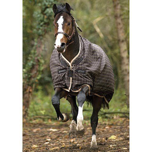 Winter Horse Blankets >> Rhino® Wug Lite Turnout Sheet - High Neck | Dover Saddlery