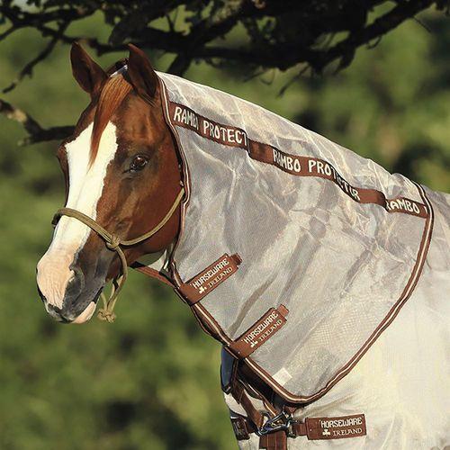Horseware® Ireland Rambo® Protector Quarter Horse Optional Neck Cover