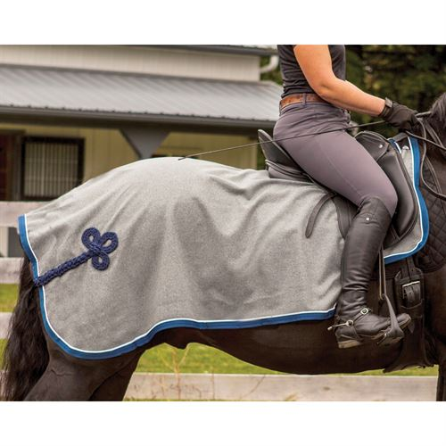 Saratoga Custom Wool Riding Blanket