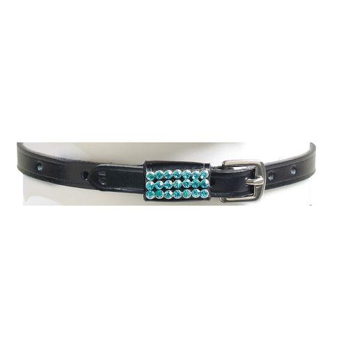 Ovation® Jeweled Spur Straps