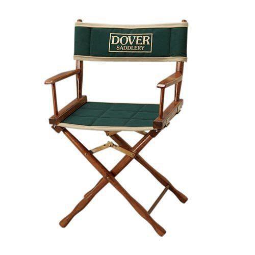 Custom Directors Chair in Regular Height