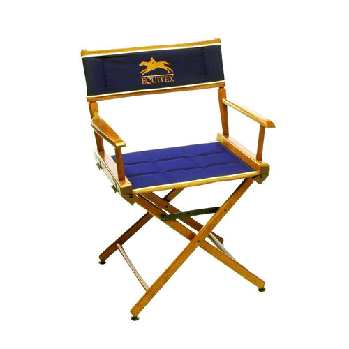 Equitex Directors Chair- Regular Height