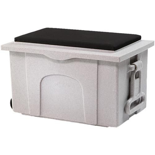 Burlingham Sports Deluxe Sport Trunk with Padded Seat