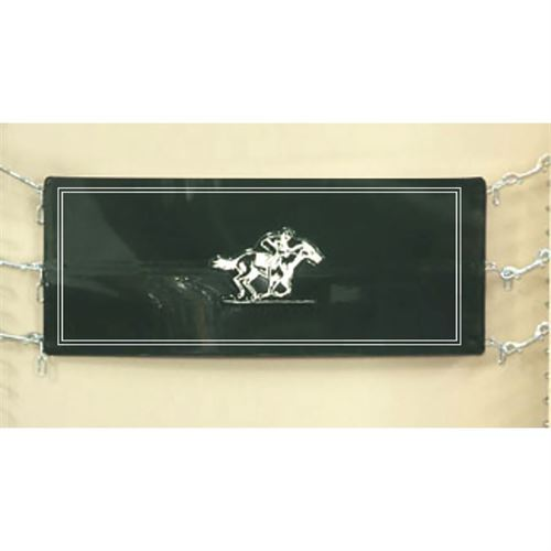 Piped Border for Med Box, Mirror, Tote or Stall Guard