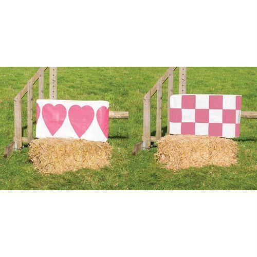 sc 1 st  Dover Saddlery & JumpStack Hay Bale Covers - Set/2 | Dover Saddlery