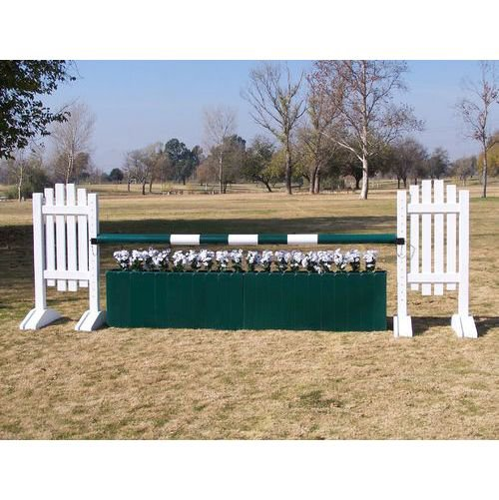 Burlingham Sports Picket Fence Jump