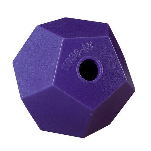 Flat Fill Nose-It® Treat Ball