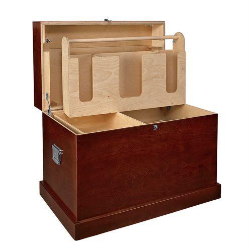 Box Jumps For Sale >> Dover Saddlery® Hardwood Trunk with Bandage Lid   Dover Saddlery