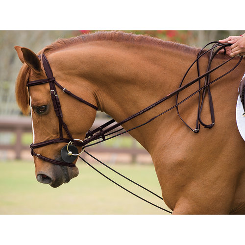 Walsh™ Rope Front Draw Reins
