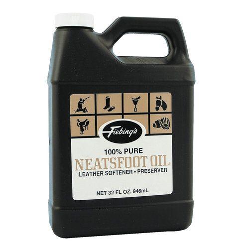 Fiebings 100% Pure Neatsfoot Oil