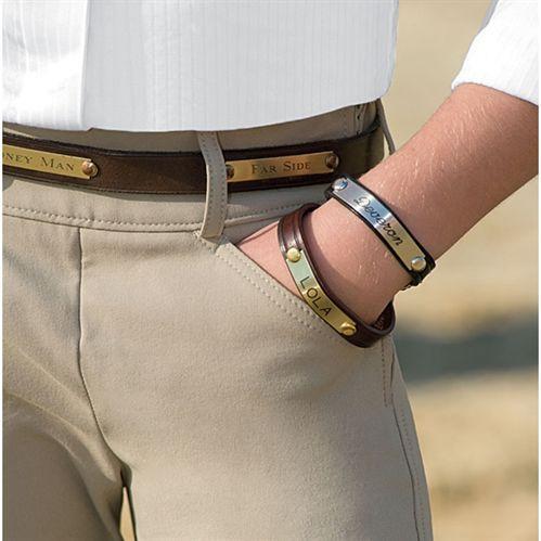 Lemate Bracelet Blk Silver