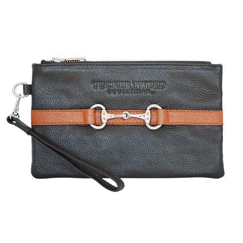 Tucker Tweed Equestrian™ Wellington Wristlet