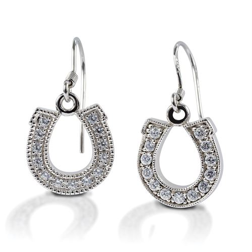 Kelly Herd Horseshoe Collection Earrings