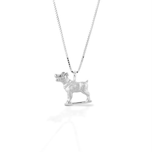 Kelly Herd Jack Russell Necklace