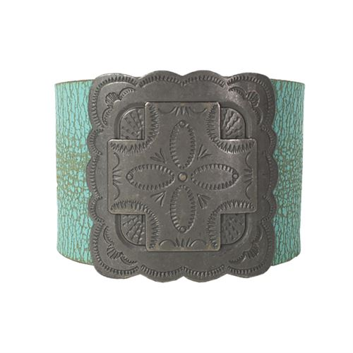 Noble Outfitters™Vintage Leather Cuff