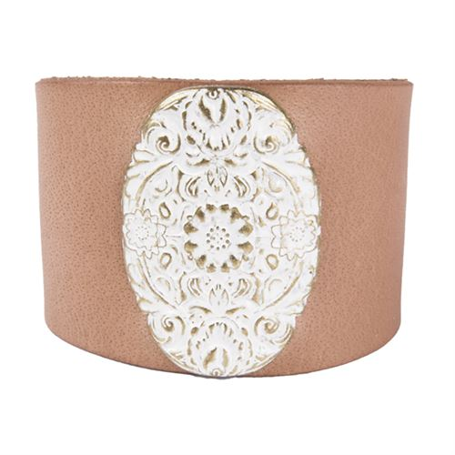 Noble Outfitters™ Floral Frenzy Cuff<br />