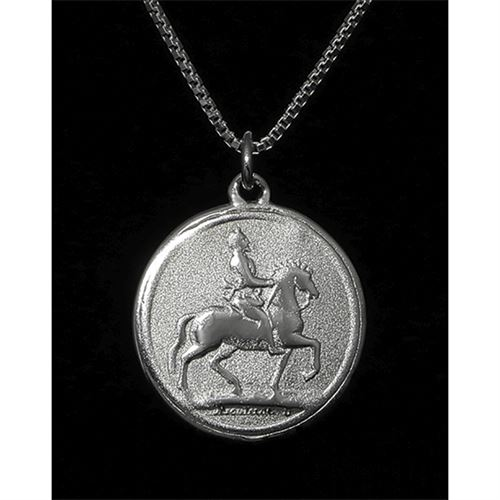 Spanish Riding Medallion