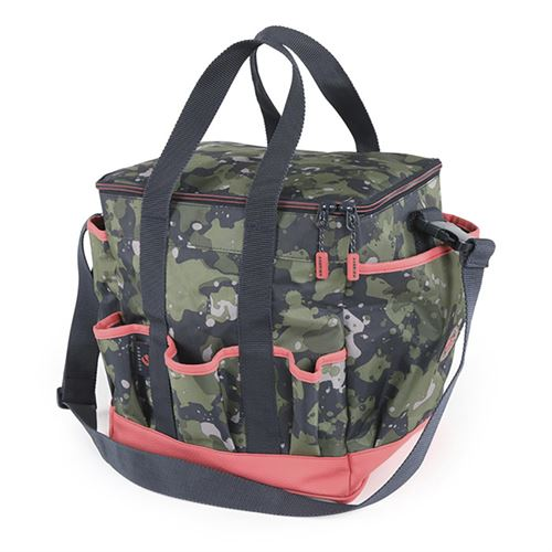 Shires Aubrion Camo Grooming Kit Bag