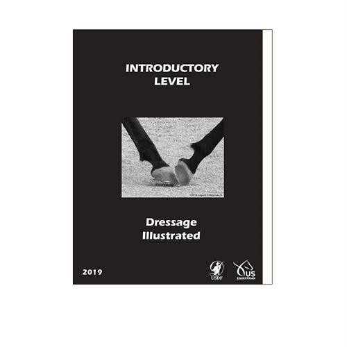 Dressage Illustrated 2019 Test Books