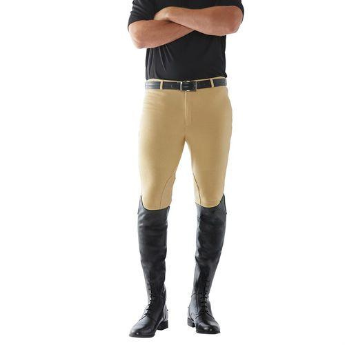 TuffRider® Men's Cotton Knee-Patch Breech