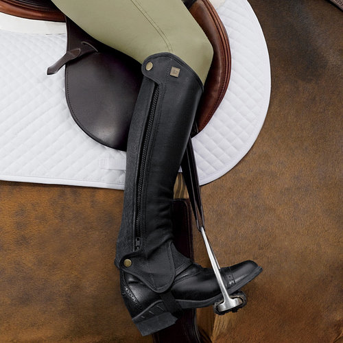 Ovation 174 Precision Fit Half Chaps Dover Saddlery
