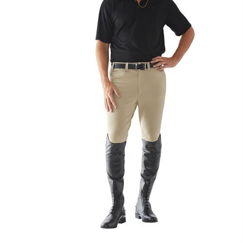 Ariat® Mens Heritage Knee-Patch Breech