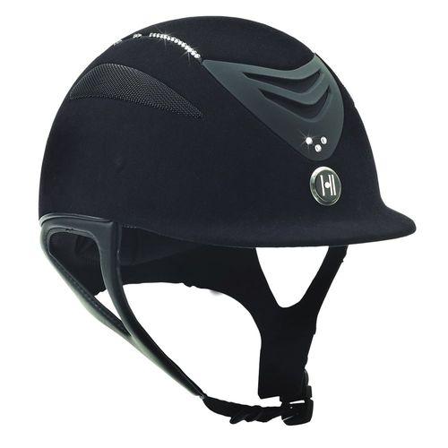 One K™ Defender Bling Suede Helmet**