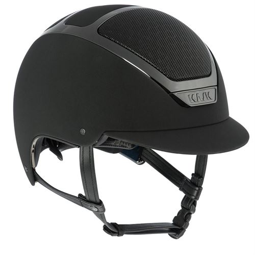 KASK Dogma Chrome Light Helmet with Snap-In Liner**