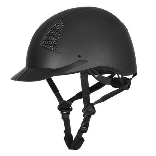 TuffRider® Starter Horse Riding Helmet with Carbon Fiber Grill