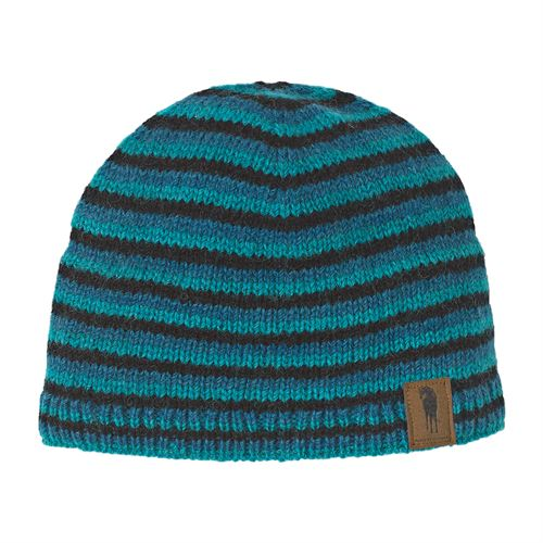 Noble Outfitters™ Striped Knit Hat with Fleece Lining