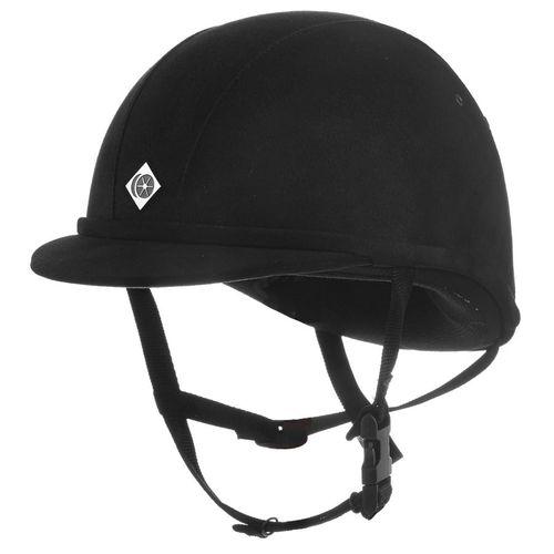 Charles Owen JR8 Plus Round Fit Helmet**