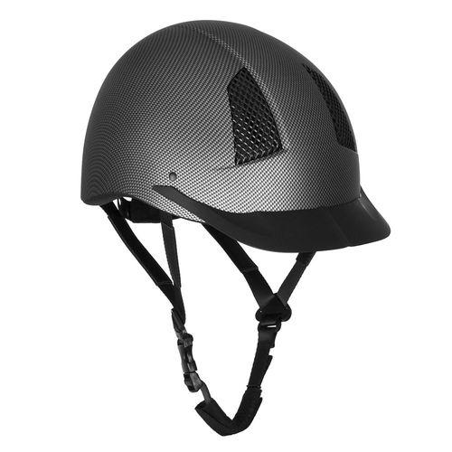 TuffRider® Carbon Fiber Shell Helmet