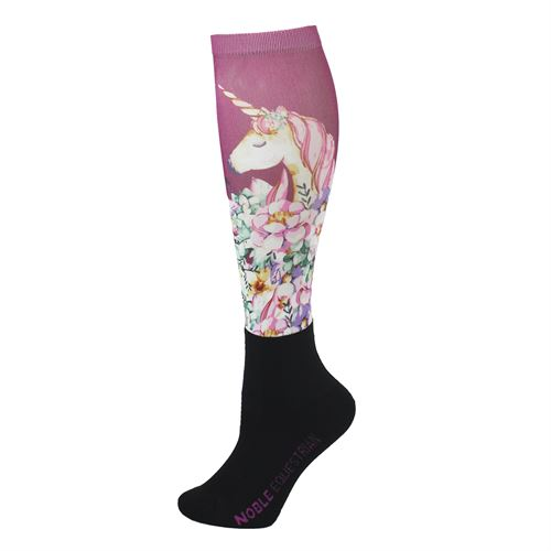 Noble Equestrian™ Girls' Over the Calf Peddies™
