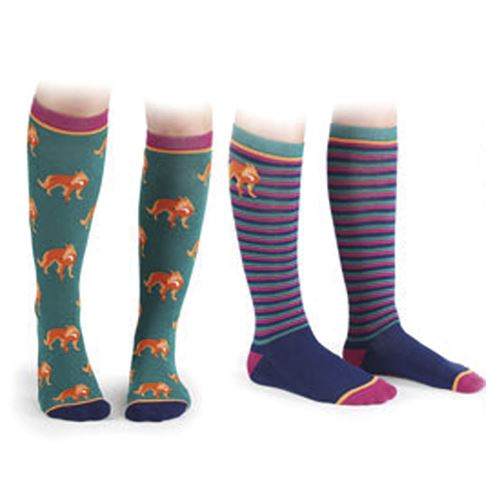 Shires Ladies' Everyday Socks Two-Pack