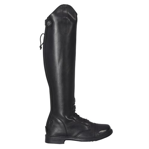 TuffRider® Ladies Starter Back-Zip Field Boots in Synthetic Leather
