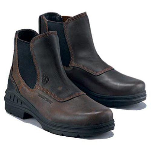Ariat® Ladies Barnyard Twin Gore H20 Paddock Boots