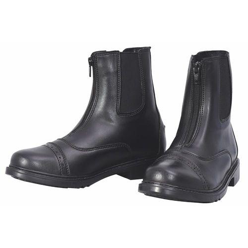 TuffRider® Ladies' Starter Front-Zip Paddock Boots