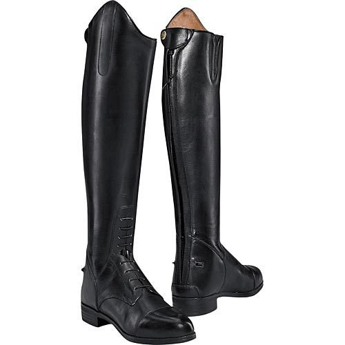 junior mountain horse venice zip field boots dover saddlery