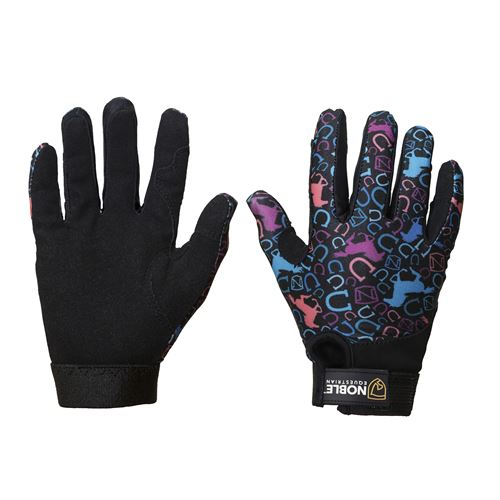 Noble Equestrian™ Kids' Perfect Fit Gloves