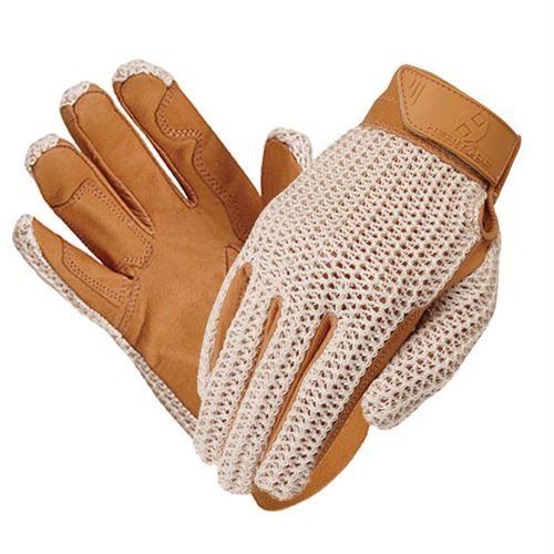 Heritage Crochet Gloves