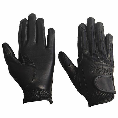 TuffRider® Children's Leather Summer Riding Gloves